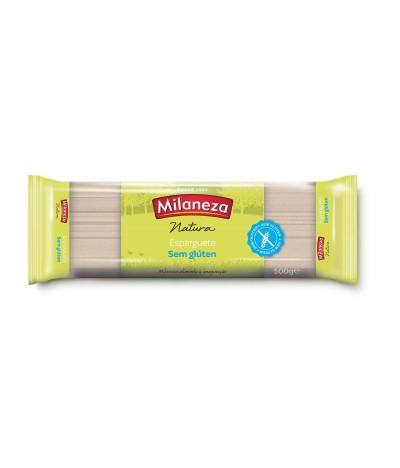 Espaguetis SIN GLUTEN Milaneza 500gr