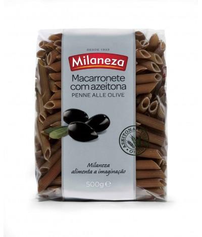 Macarrones con Aceitunas Negras Milaneza 500gr