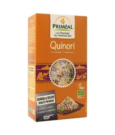 Quinori Quinoa Arroz Grão Sésamo BIO 500gr