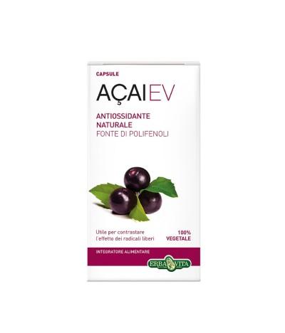 Suplemento Alimentar AçaíEV ANTIOXIDANTE 45un