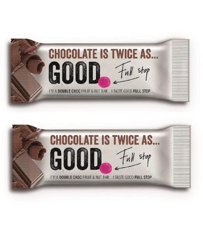 PACK 2 Barrita de Chocolate SIN GLUTEN 35gr