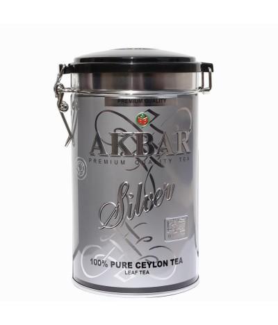 Chá Preto do Ceilão Silver Lata 80gr