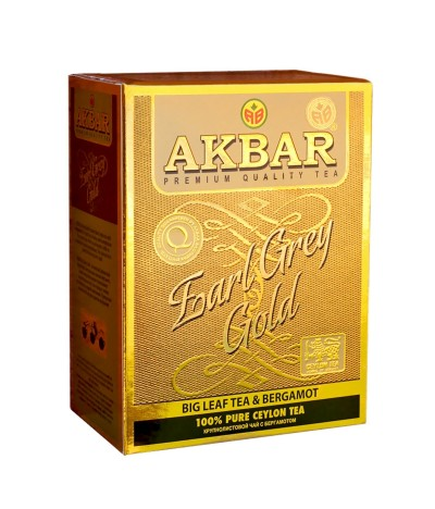 Té Earl Grey Royal Gold 80gr