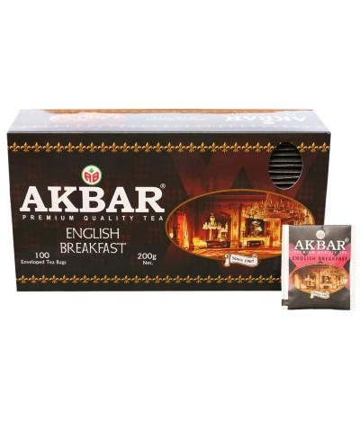 Chá Preto English Breakfast Classic 100un