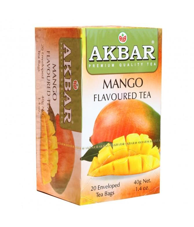 Té Negro Mango 20un