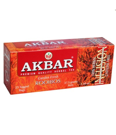 Té de Rooibos Herbal Infusion 25un