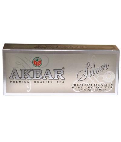 Chá Preto do Ceilão Silver 25un