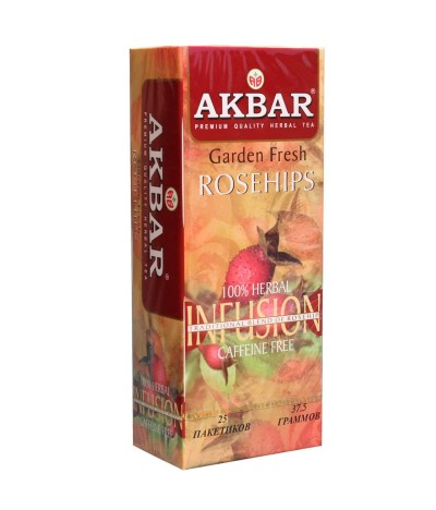 Chá de Rosa Mosqueta Herbal Infusion 25un