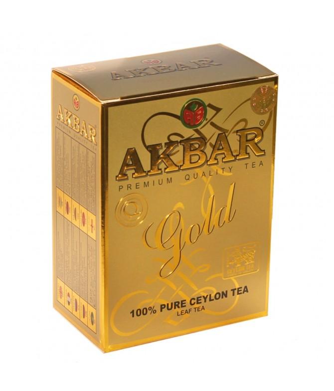 Té Negro de Ceilán Gold 100gr
