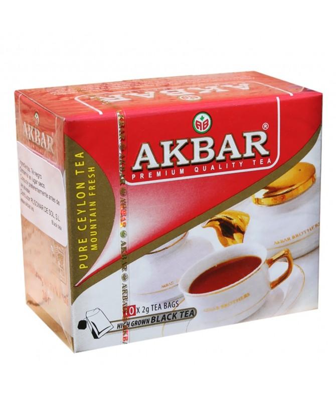 Chá Preto do Ceilão Premium Red&White 10un