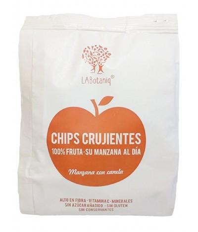 Chips Manzana Canela Crujientes SIN GLUTEN 20gr