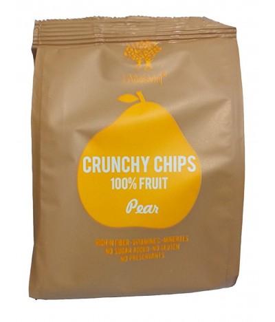 Chips de Pera Crujientes SIN GLUTEN 20gr