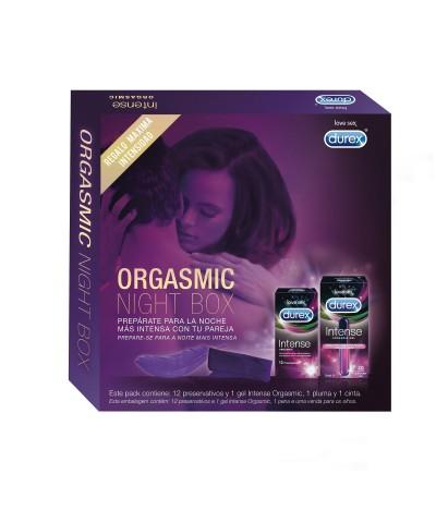 Durex Intense Orgasmic Night Box