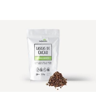 Superalimento Virutas de Cacao ANTIDEPRESIVO BIO 120gr