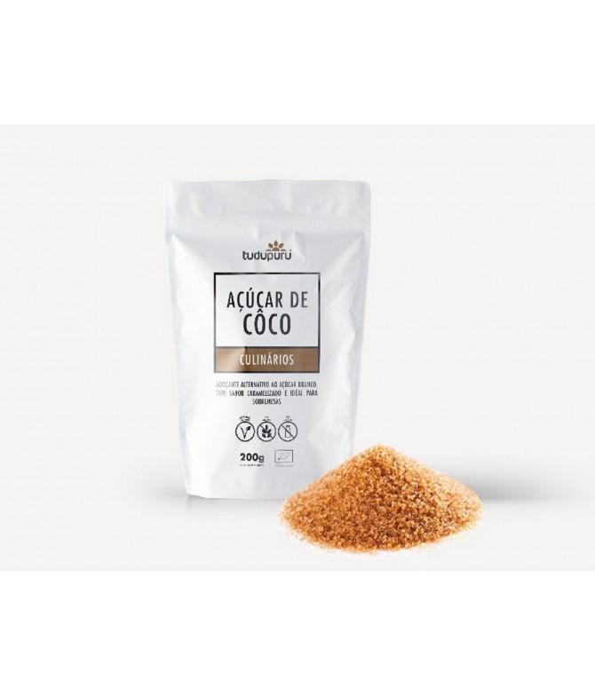 Açúcar de Côco BIO 200gr