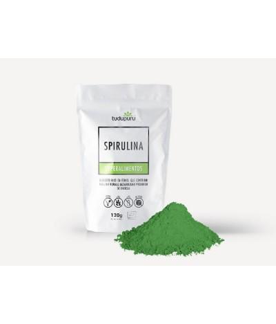 Superalimento Espirulina ADELGAZANTE BIO 120gr