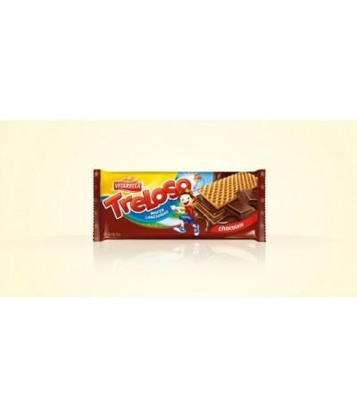 Vitarella Wafer Treloso Chocolate 35gr