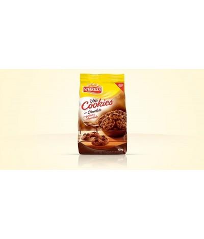 Vitarella Cookies Chocolate 120gr