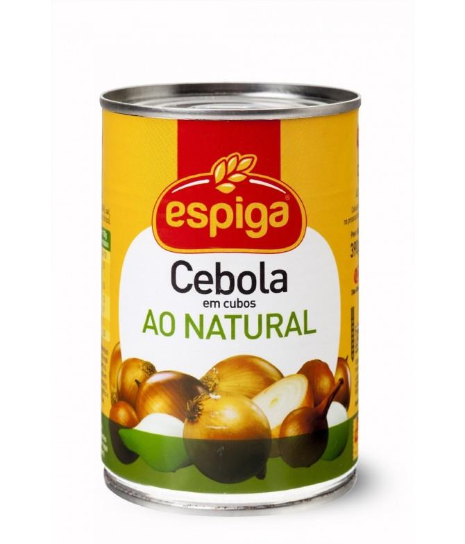Espiga Cebola ao Natural 390gr