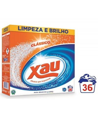 Xau Detergente Roupa Pó 36d