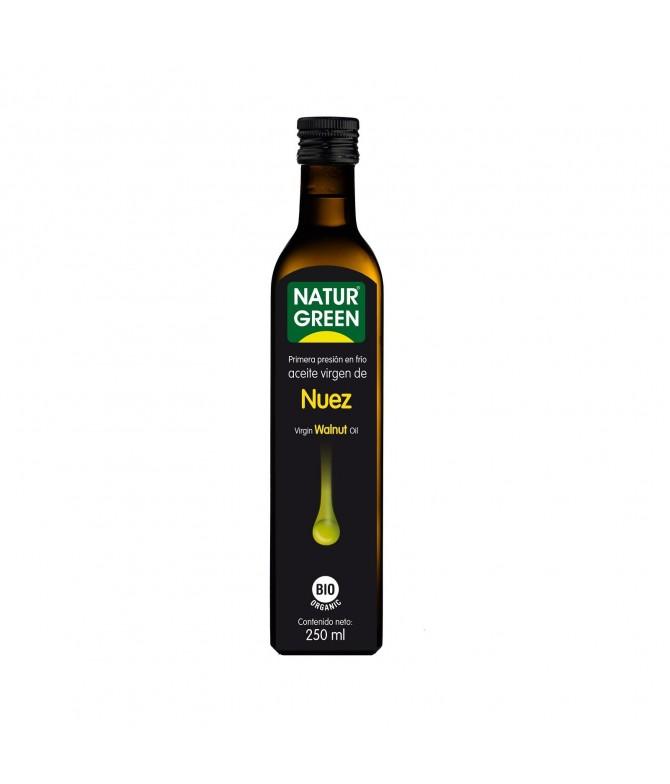 NaturGreen Aceite Nuez BIO 250 ml