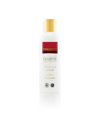Geoderm Gel de Limpeza Facial Purificante BIO 200ml