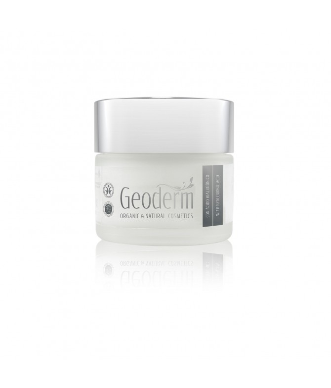 Geoderm Crema Hidratante Ácido Hialurónico BIO 50ml