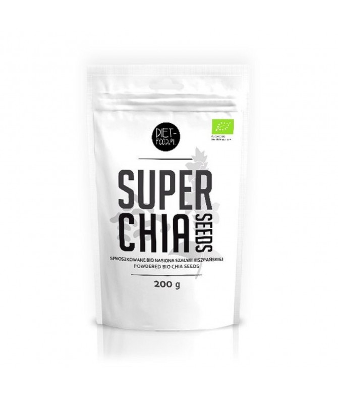 Diet-Food Super Chia BIO 200gr