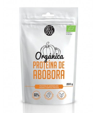 Diet-Food Proteína de Sementes de Abóbora BIO 200gr