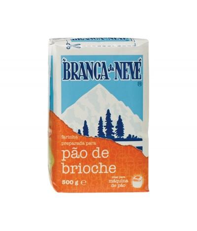Branca de Neve Farinha para Pão de Brioche 500gr