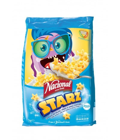 Nacional Cereais Starz 1kg