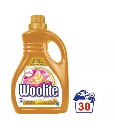 Woolite Detergente Roupa Líquido Pro-Care 30d