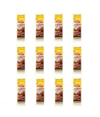 PACK 2 Vitarella Cookies Chocolate 40gr