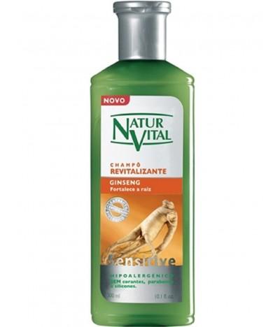 Natur Vital Champô Sensitive Revitalizante 300ml