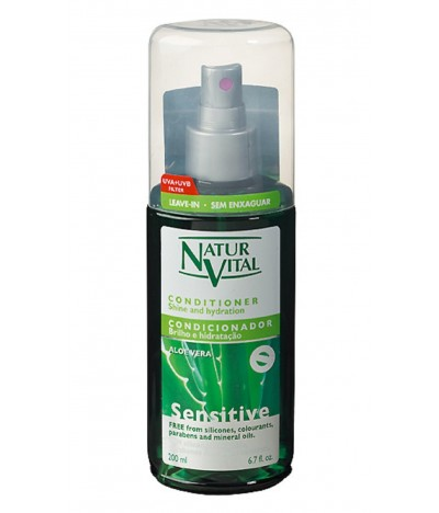Natur Vital Condicionador Spray Sensitive 200ml