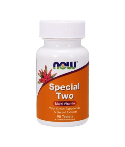 Now Multivitaminas e Minerais Special Two 120un