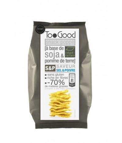 Too Good Snack Soja Sal & Pimienta SIN GLUTEN 85gr