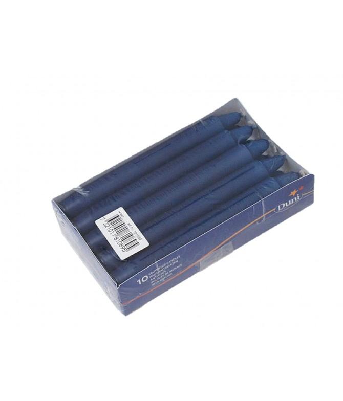 Vela Crowntop Azul 17,5 cm
