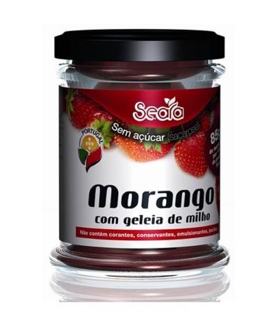 Seara Doce Morango & Xarope de Milho 240gr