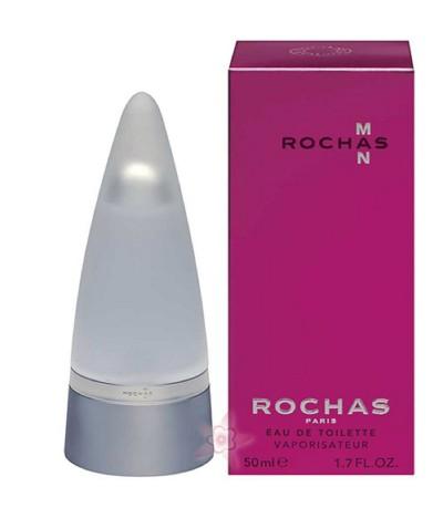 Rochas Man Eau de Toilette 50ml