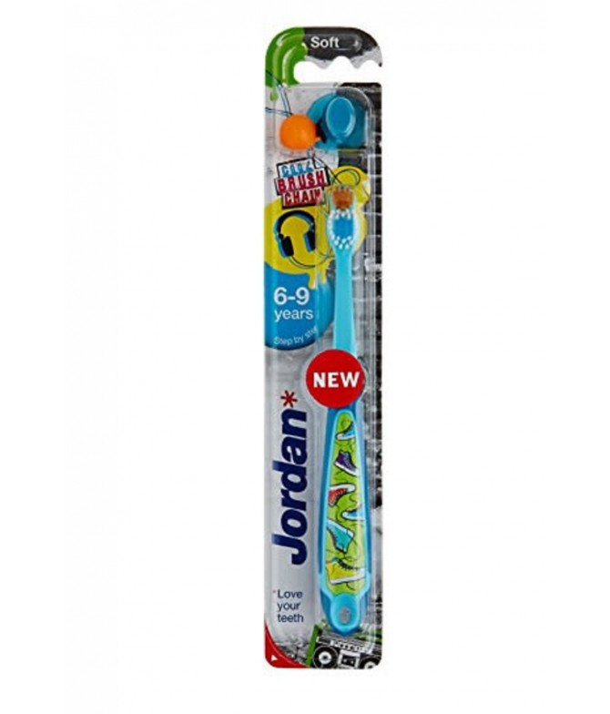 Jordan Escova de Dentes 6-9 Anos 1un