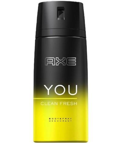 Axe Deo Spray You Clean Fresh 150ml