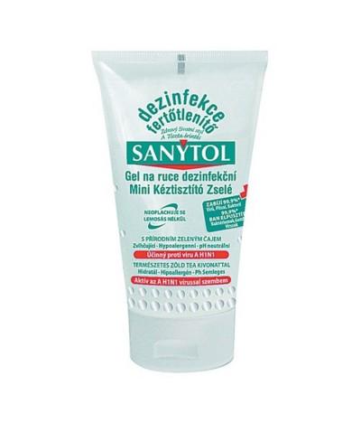 Sanytol Mini Gel Desinfetante Mãos 75ml