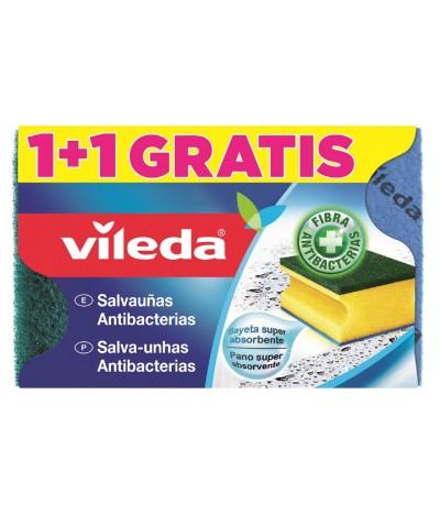 Vileda Esfregão com Esponja 1+1 Grátis