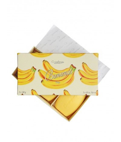 Confiança Sabonete Banana 3x140gr