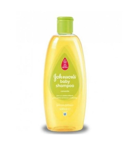 Johnsons Champô Camomila 300ml
