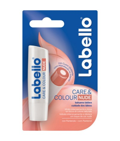 Labello Protetor Labial Care & Colour Nude 1un
