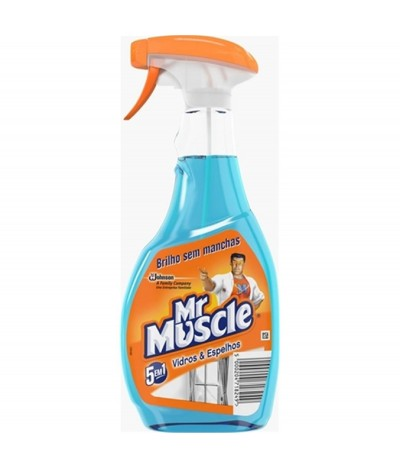 Mr Muscle Limpia Cristales & Espejos 500ml
