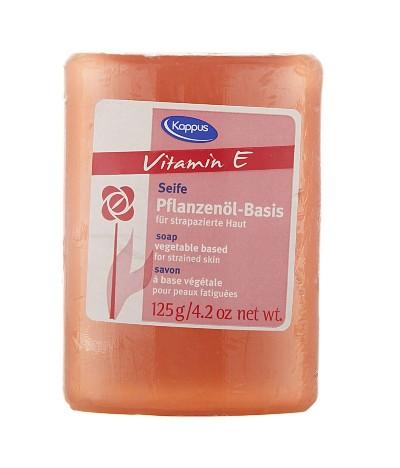 Kappus Jabón Vitamina E 125gr