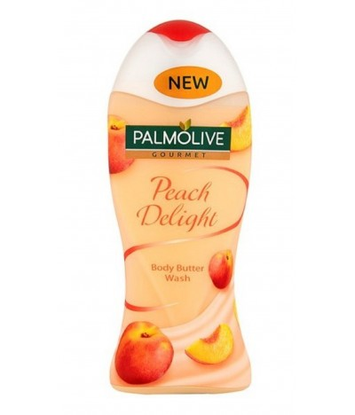 Palmolive Gel Banho Gourmet Pêssego 500ml